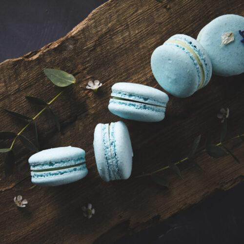 Vanilja-macaron